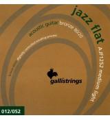 Galli AJF1152 Medium - struny do gitary akustycznej