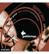 Galli GSB10BE Ball End Light - struny do gitary akustycznej