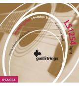 Galli LS1254 Light - struny do gitary akustycznej