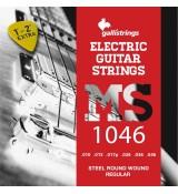 Galli MS1046 Regular - struny do gitary elektrycznej