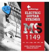 Galli MS1149 Regular Heavy - struny do gitary elektrycznej