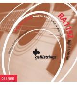 Galli RA1152 Light Special - struny do gitary akustycznej