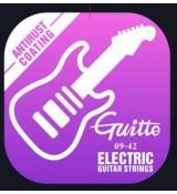 Guitto GSE-009 - struny do gitary elektrycznej