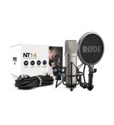 Rode NT1-A Kit - zestaw do nagrań wokalnych / instrumentalnych