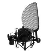 Nady Audio SSPF-4 -kosz mikrofonowy + pop filtr