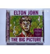 Elton John - The Big Picture - cd - nowa,folia