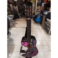 Gitara klasyczna Monster High 1/2 + pasek MAJÓWKOWA WYPRZEDAŻ