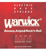 Warwick 42210 ML 4 - struny do basu - 40-100 Steel