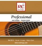 RC Strings RC10 Professional - struny do gitary klasycznej