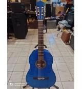 Stagg SCL50 BLUE - gitara klasyczna 4/4 - egzemplarz powystawowy