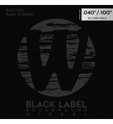 Warwick 41210 ML 4 Black Label - struny do basu
