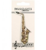 The Music Gifts Company - Saxophone - magnes na lodówkę