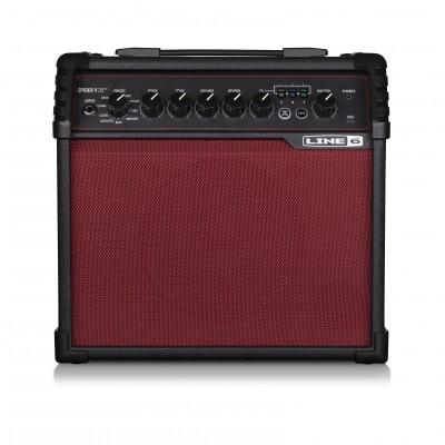 Line 6 Spider V 20 MKII Red Limited Edition - wzmacniacz gitarowy