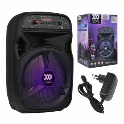 NN A61 przenośna kolumna audio Bluetooth USB MP3