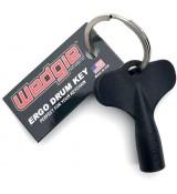 Wedgie - klucz do strojenia perkusji - black