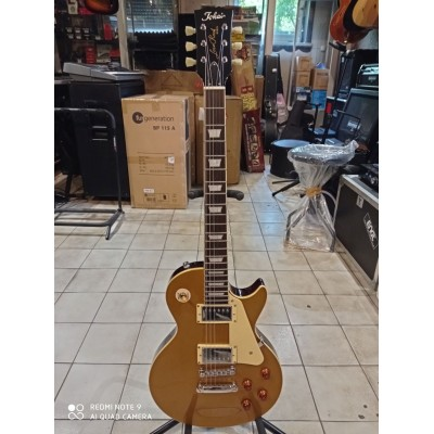 Tokai ALS-48 Love Rock Gold Top - gitara elektryczna