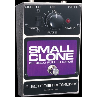 Electro-Harmonix Small Clone - chorus analogowy