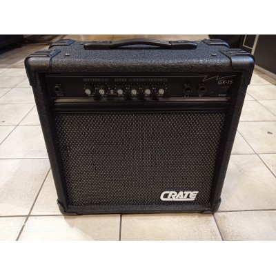 Crate GX-15 - combo gitarowe 15W ( made in U.S.A. )