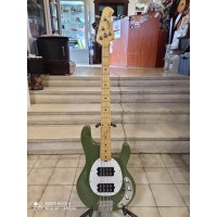 Sterling by Music Man StingRay Ray4HH (Olive) - gitara basowa