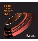 BlackSmith AAPB-1152 Custom Light - struny do gitary akustycznej