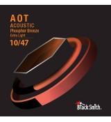 BlackSmith APB-1047 Extra Light - struny do gitary akustycznej