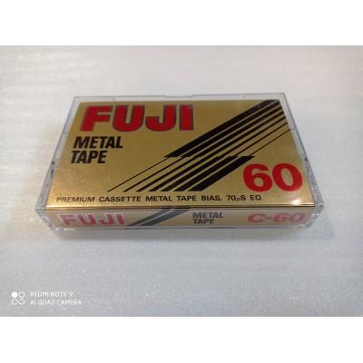 FUJI C-60 - kaseta magnetofonowa BIAS