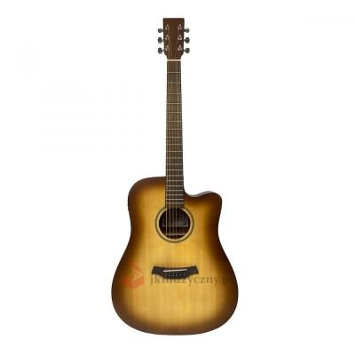 Gitara akustyczna Logan DN11 EQ
