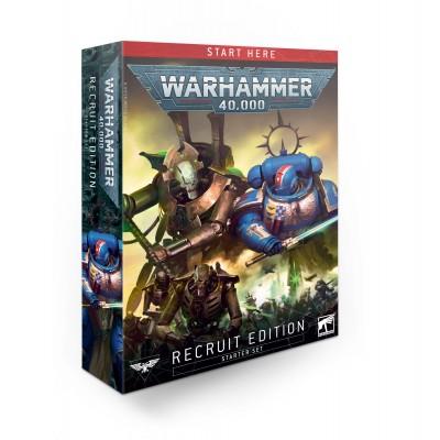 Warhammer 40,000 Recruit Edition - Starter Set