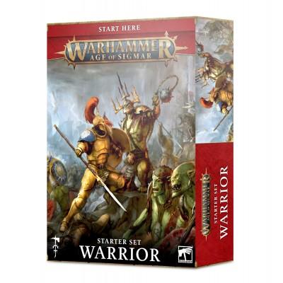 Warhammer Age of Sigmar Warrior - Starter Set