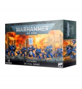 Warhammer 40,000 - Space Marines: Tactical Squad