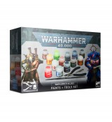 Warhammer 40,000 - Paints + Tools Set