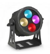 Cameo Light FLAT PRO SPOTIX 4 - 4 x 30 W COB LED, reflektor sceniczny LED