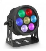 Cameo Light FLAT PRO SPOTIX 7 - 7 x 30 W COB LED TRI, reflektor sceniczny LED