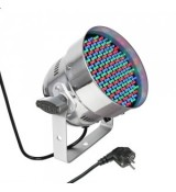 Cameo Light PAR 56 CAN - 151x5mm LED PAR Can RGB in polished housing, reflektor sceniczny LED