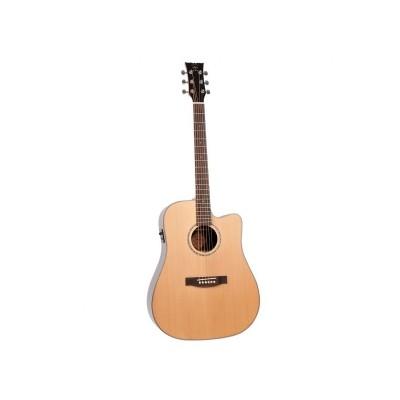 Gitara elektroakustyczna Morrison G1004 NS CEQ