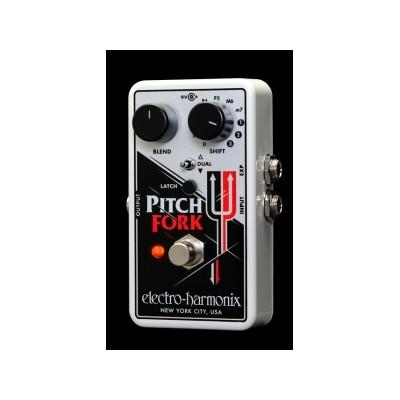 Electro-Harmonix Pitch Fork - polifoniczny pitchshifter