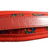 Pasy nośne do akordeonu Belti ASP120TZ1 Tybet folk czerwony
