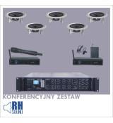 Konferencyjny zestaw ST-2120BC + TZ-605 + DW-24R + DW-24L