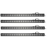 FRACTAL 4-PACK BAR LED 24x3W 4 x listwa belka