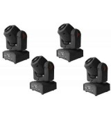 FRACTAL 4-PACK DOUBLE LED SPOT 30W