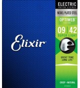 Elixir 19052 Optiweb Light 10-46