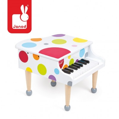 Fortepian dla dzieci Janod Confetti