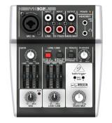 BEHRINGER XENYX 302 USB MIKSER
