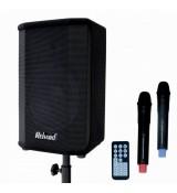 Rehard CS-300 z mikrofonem bezprzewodowy i statywy.