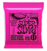 Ernie Ball 2223 Super Slinky - struny do gitary elektrycznej