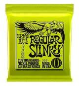 Ernie Ball 2221 Regular Slinky - struny do gitary elektrycznej