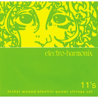 Electro-Harmonix NIC11 Nickel Wound - struny do gitary elektrycznej
