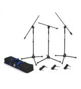 Samson BL3 VP - Zestaw statywów mikrofonowych
