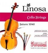 Linosa Saturn 1040 struny wiolonczelowe