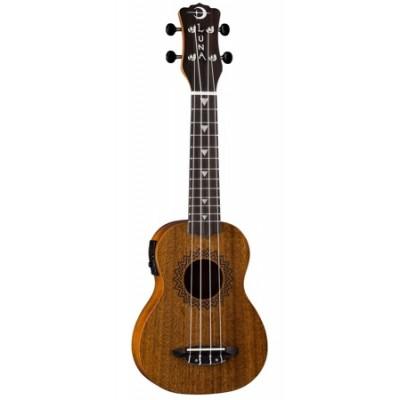 Luna Uke Vintage S EL - ukulele elektryczne